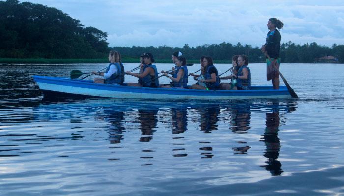 tour de canoa